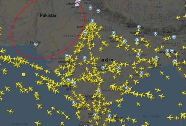 पाकिस्तान की गीदड़ धमकी: भारत के लिए एकदम से बंद करेगा हवाई क्षेत्र