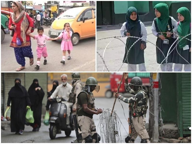 श्रीनगर में आज से खुलेंगे 190 स्कूल, लेकिन फिर बंद कर दी गई 2जी सेवा